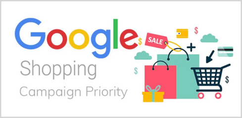 Shopping campaign priority settings